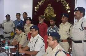 Nagpur:नागपुर से छिंदवाड़ा लाए जा रहे थे अवैध हथियार