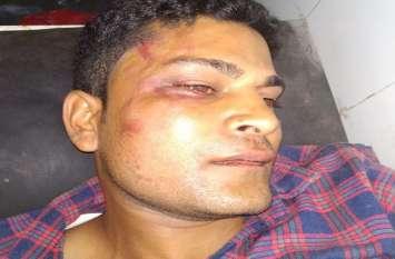 अलवर जिले में बढ़ रहा अपराध, अब कटिंग कराने की बात पर युवक ने मार दी गोली