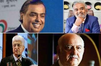ये हैं भारत के टॉप 10 दानवीर अरबपति, कमाई का ढेर सारा हिस्सा करते हैं दान
