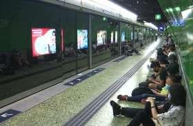 हांगकांग में मेट्रो सेवाएं दोबारा हुईं शुरू, प्रदर्शनकारियों द्वारा पेट्रोल बम हमले के बाद ठप हुआ था संचालन