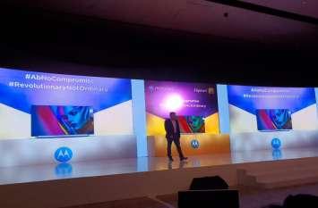 Motorola ने भारत में लॉन्च किया स्मार्ट टीवी, जानें कीमत और फीचर्स