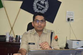 नागौर एसपी ने पुलिस बेड़े में बड़ा फेरबदल, 7 सीआई, 16 एसआई व 19 एएसआई बदले