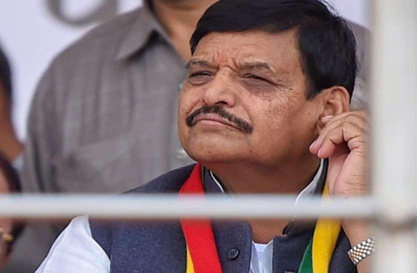 भाजपा के खिलाफ शिवपाल ने भरी हुंकार, करेंगे प्रदर्शन