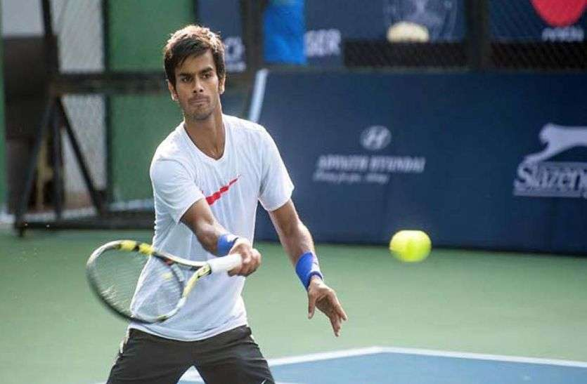 टेनिस : लगातार अच्छे प्रदर्शन का सुमित नागल को मिला इनाम, करियर की सर्वश्रेष्ठ रैंकिंग पर