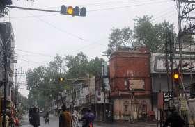 चालानी कार्रवाई में लगी यातायात पुलिस को नहीं दिख रही अपनी खामी