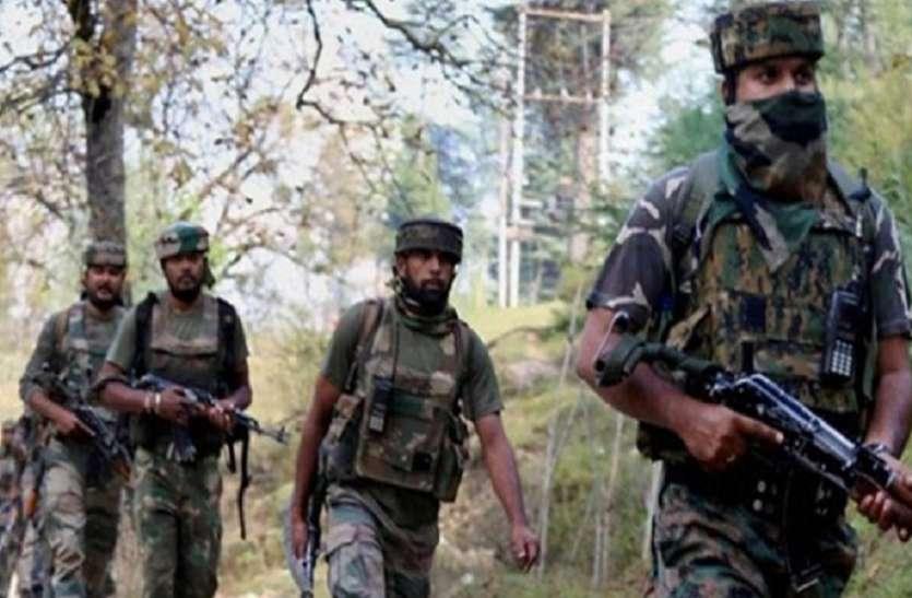 जम्मू-कश्मीर: पाकिस्तान ने फिर तोड़ा सीजफायर, भारी गोलीबारी में 4 भारतीय जवान घायल