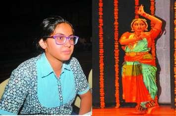 Scindia Girls school: मिलिए ग्वालियर को नई पहचान दिलाने वाली जोया से, सात साल का 'अरंगेत्रम' सीखा मात्र 4 साल में