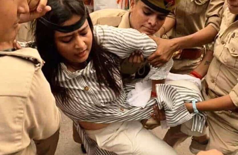 करिश्मा ठाकुर के इस तेवर ने पस्त कांग्रेस में फूंकी नई जान