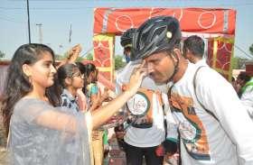 मारवाड़ की मेहमानवाजी से जवान रोमांचित