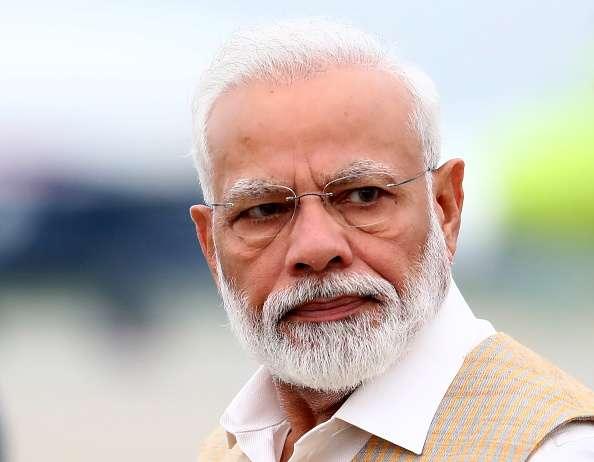pm narendra modi number eight
