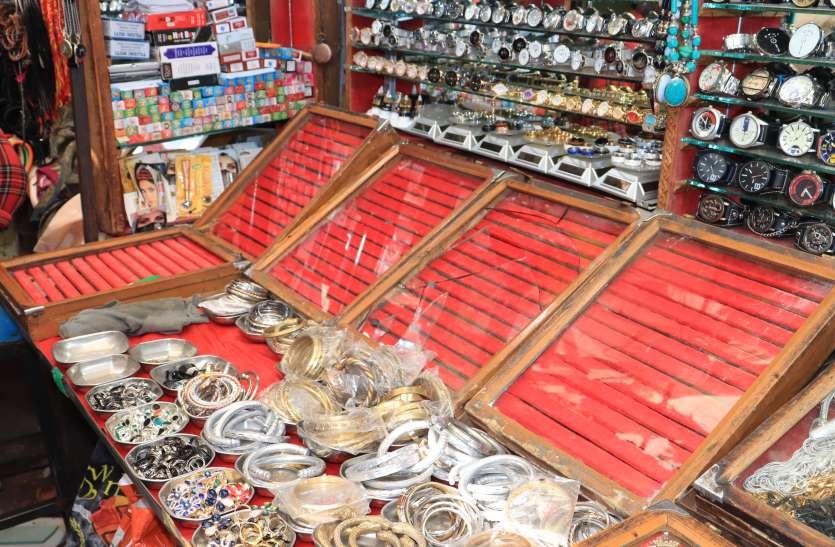 Theft : अजमेर में बढ़ी चोरी, 2.50 लाख के नगीने-अंगूठियां साफ