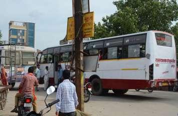 रोडवेज का घाटा बढ़ा रही लोक परिवहन