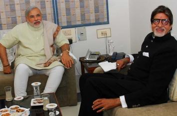 अमिताभ की गुजारिश पर पीएम मोदी ने देखी थी यह फिल्म, अनुपम के साथ आतंकवाद पर...