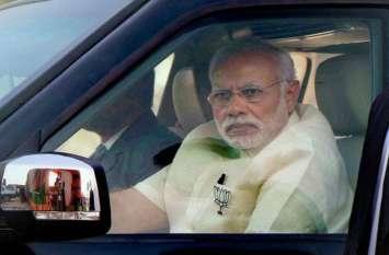कभी कांग्रेसी सीएम के लिए रोकी गई थी नरेन्द्र मोदी की गाड़ी, तब ड्राइवर ने कहा था- एक दिन मेरे नेता के लिए काफिले रूकेंगे