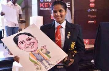 कनाडा में रजत पदक जीतकर अंन्र्तराष्ट्रीय खिलाड़ी निधि सिंह ने बढ़ाया भारत का मान