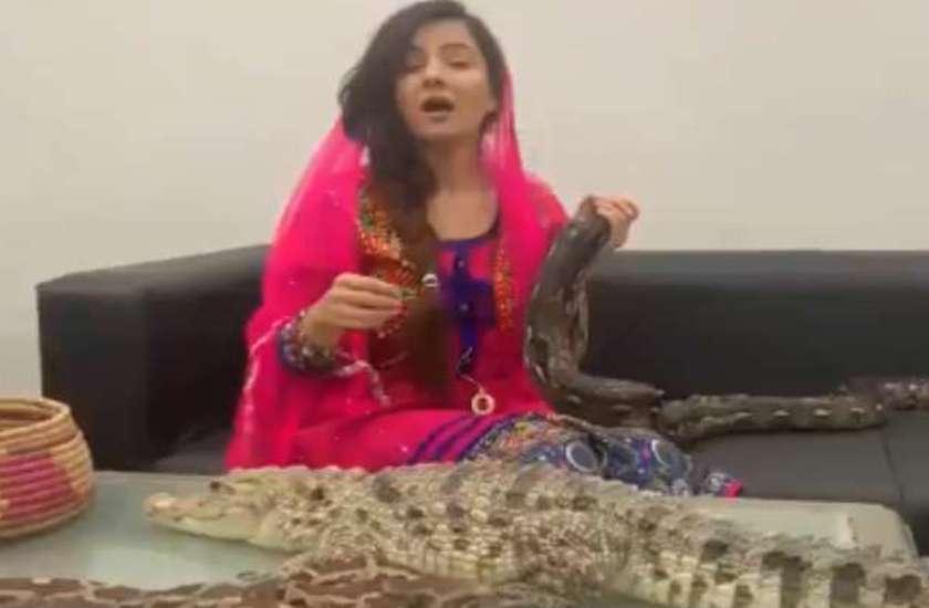 पाकिस्तानी सिंगर को मोदी का मजाक उड़ाना पड़ा भारी, हो सकती है 2 साल की जेल, डर के मारे पीएम से मांग रही मदद