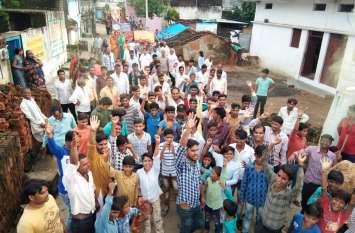 जिलेभर में मनाई विश्वकर्म जयंती, निकली शोभायात्रा