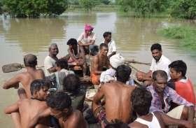 धौलपुर जिले में चंबल के पानी से घिरे गांवों के   देखिए हालात तस्वीरों में