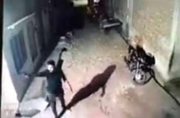 बीकानेर: घर पर फायरिंग कर भागे बदमाश