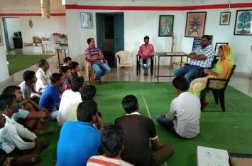 पाटनगढ़ में बनेगा कला संस्कृति भवन, जमीन चिन्हित की गई
