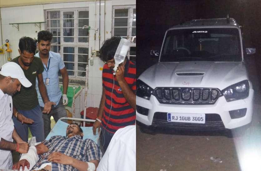 दो कुख्यात हिस्ट्रीशीटरों के बीच खूनी संघर्ष, लाठी-सरियों से बोला ताबड़तोड़ हमला