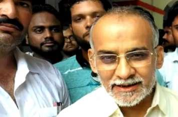 जनसत्ता दल लोकतांत्रिक पार्टी के राष्ट्रीय कोर कमेटी के सदस्य हर्षेंद्र सिंह ने प्रतापगढ़ प्रशासन पर दे दिया यह बड़ा बयान, देखे पूरा वीडियो