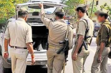 वाहन चेकिंग के दौरान पुलिस के हाथ लगी बड़ी कामयाबी, अंतर्जनपदीय लुटेरों तक पहुंची पुलिस, बड़ा जखीरा हुआ बरामद..