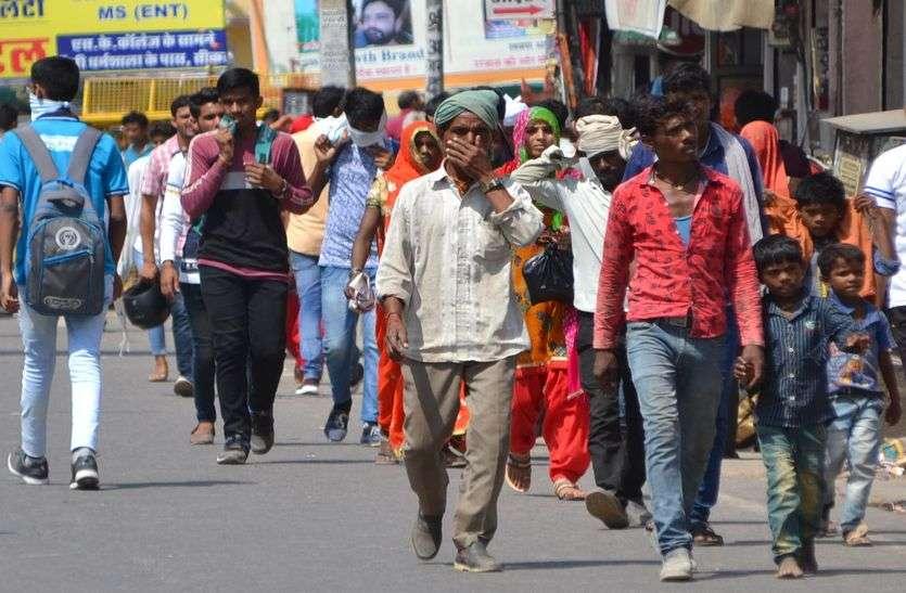 सीकर में माकपा के महापड़ाव का आज तीसरा दिन, 700 से ज्यादा लोगों के खिलाफ मामला दर्ज