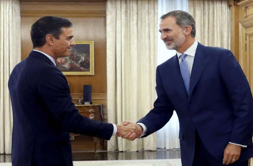 स्पेन: नए चुनाव के लिए तारीख का हुआ ऐलान, 10 नवंबर को होगा मतदान