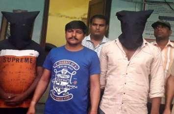जेके लोन अस्पताल में की तोडफ़ोड़ व मारपीट, पुलिस ने 24 घंटे में दबोचे तीन आरोपी
