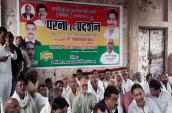 शिवपाल सिंह यादव की पार्टी ने बढ़ायी योगी सरकार की मुसीबत, इस मुद्दे पर घेरा
