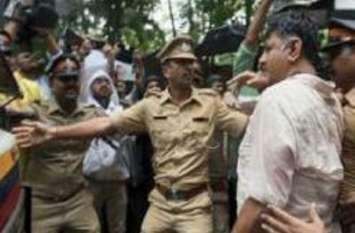 कांग्रेस को बड़ा झटकाः चिदंबरम के बाद अब डीके शिवकुमार को भेजा तिहाड़