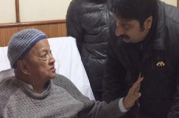 हिमाचल प्रदेश के पूर्व सीएम वीरभद्र सिंह की तबीयत में नहीं हुआ सुधार, PGI चंडीगढ़ में किया रेफर