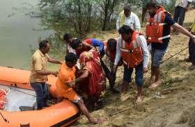 चम्बल में उफान, जिले में बाढ़, बचाव व राहत कार्य जारी