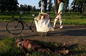 पैसे के लेन-देन को लेकर कबाड़ी वाले की हत्या