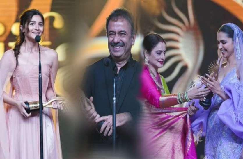 IIFA 2019: मुंबई में सजी महफिल, आलिया से लेकर विक्की तक इन सितारों के नाम हुई आइफा की ट्रोफी