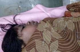 Breaking : जंगल में पड़ी थी बेटी, जान बचाने के लिए कंधे पर लेकर एक किलोमीटर तक दौड़े पिता