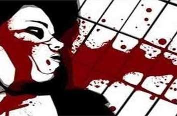 विद्यालय जा रही अध्यापिका की हत्या करने का मामला रिमाण्ड के बाद आरोपी पति को भेजा जेल