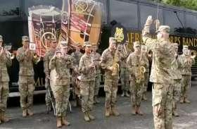 Video: अमरीका की आर्मी ने बजाया 'जन-गण-मन', वीडियो देख गर्व से चौड़ा होगा सीना