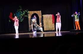 Rajasthan Loknatya Samaroh: सालों पहले जयपुर में यूं परवान चढ़ी तमाशा शैली, देखें वीडियो