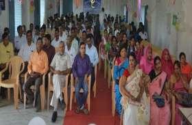 राजस्थान प्राथमिक एवं माध्यमिक शिक्षक संघ : शिक्षक, प्रबोधक, पैराटीचर्स, शिक्षाकर्मी, पंचायत सहायकों की समस्या पर चर्चा