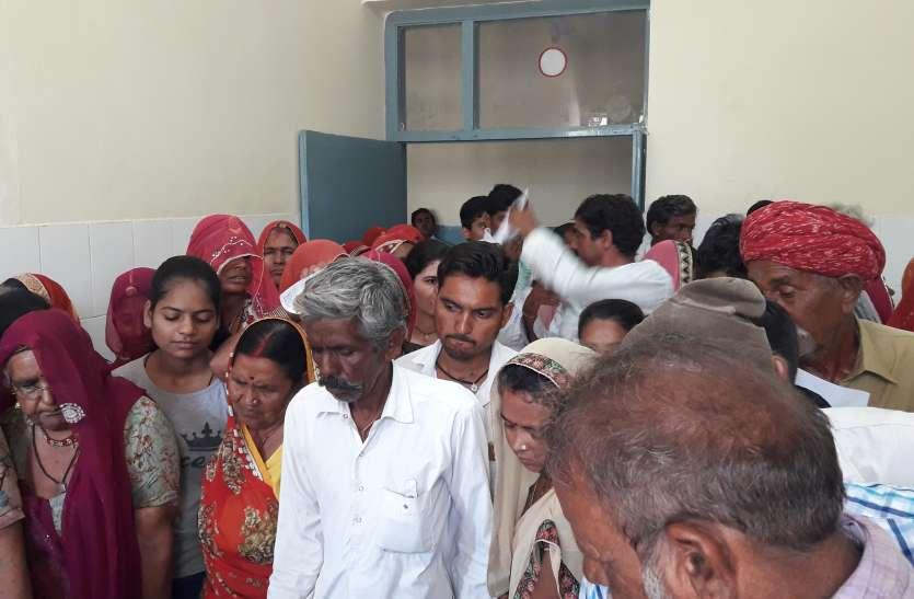 वायरल बुखार के मरीजों की अस्पतालों में लगी कतारें