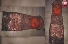 Vishwanath Corridor Area से फिर मिली प्राचीन मूर्ति