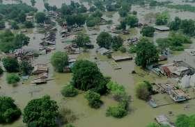एक था चिखल्दा... सरदार सरोवर बांध की डूब में तबाह हो गया 750 मकानों का गांव