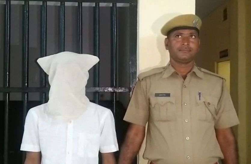 Arrest-हत्या का तीसरा आरोपी दिल्ली से गिरफ्तार