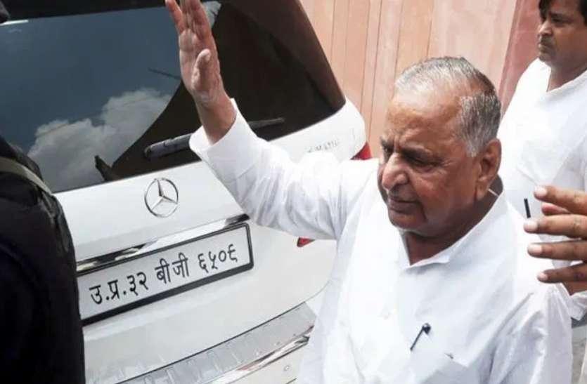 BIG NEWS: मुलायम सिंह यादव से यूपी सरकार ने छीनी उनकी luxury car, अब इससे सफर करेंगे नेताजी