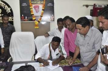 उप सभापति ने संभाला नागौर नगर परिषद सभापति का पद भार उधर  सभापति चुनाव की हो गई घोषणा
