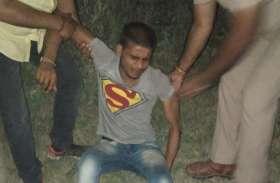 Ghaziabad: ऑटो में सवारी बैठाकर लूटने वाले बदमाश काे पुलिस ने 'चटाई धूल'