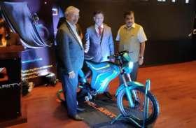 80 किमी का माइलेज देती है ये इलेक्ट्रिक बाइक, कीमत मात्र 38000