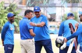 'दीवार' से मिलकर मजबूत हुए भारतीय क्रिकेटर्स के इरादे